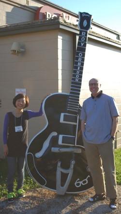 24 Mari Nagatomi and Lance Kinney Studio B ICMC 2013