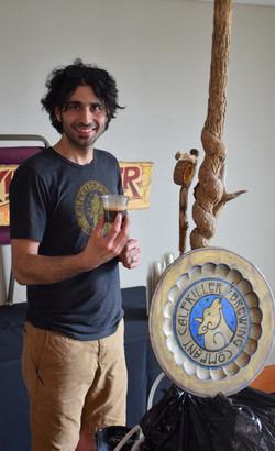20 Dave Sergio of Calfkiller Brewing (Sparta, TN)
