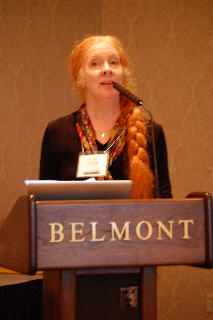 33-Erika Brady Introducing ICMC Keynote