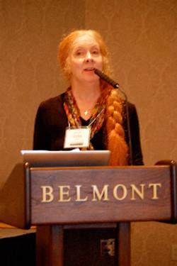 33-Erika Brady Introducing ICMC Keynote