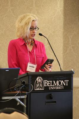 Rachel Williams, presiding