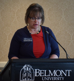 14 A Warm Belmont Welcome! Dr. Beverly Schneller