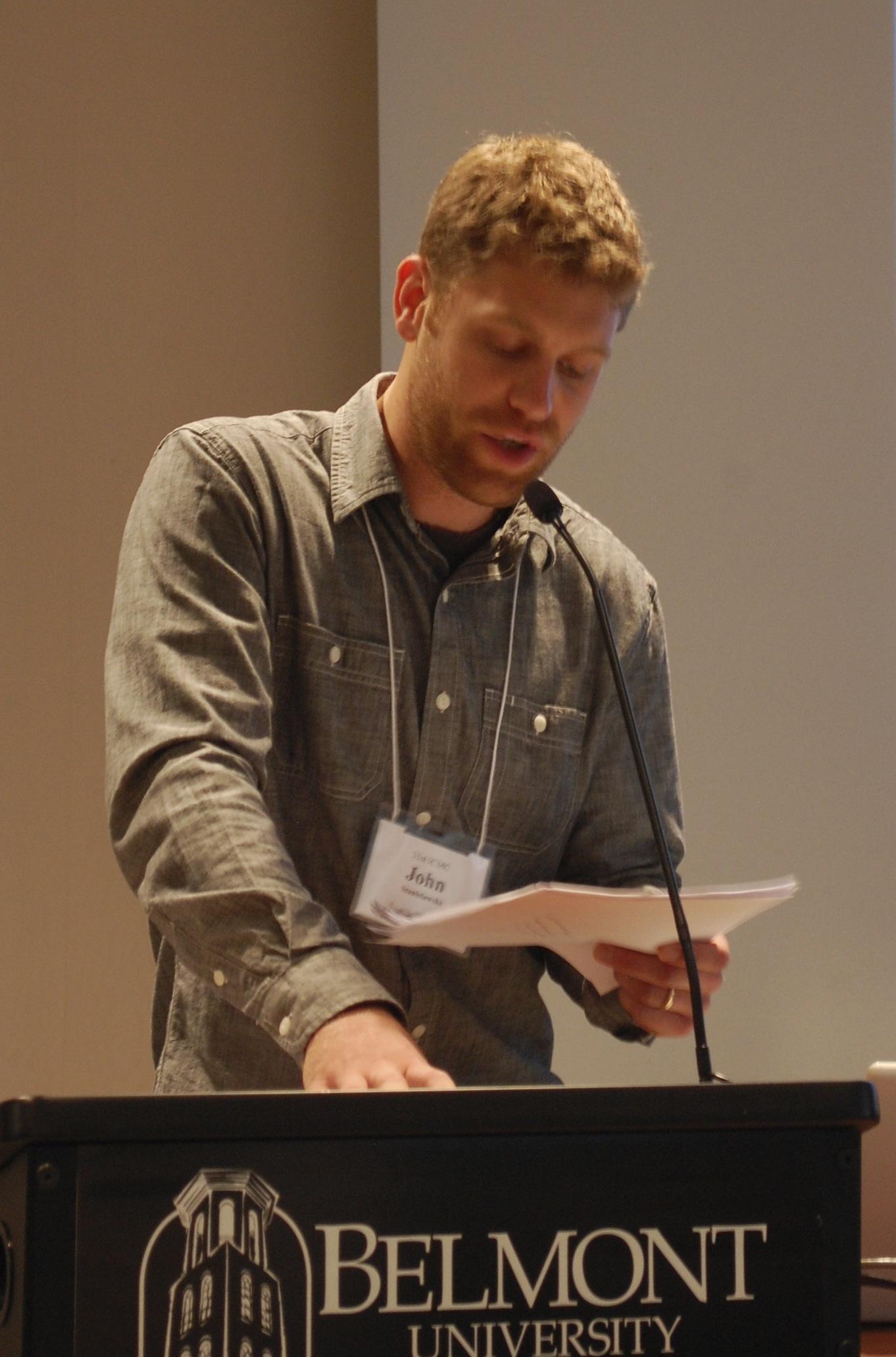 John Stanislawski on Gram Parsons