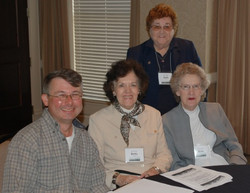 37 Kevin Fontentot and Country Pioneers Betty Amos, Judy, Lea, and Sister Jean