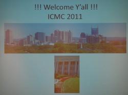 32-Welcome 2011 ICMC