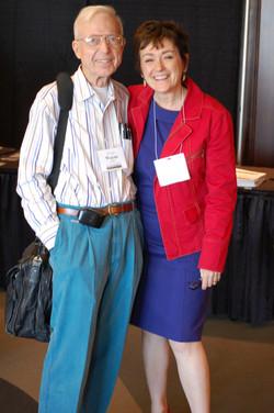 Wayne Daniel and Beth Harrington ICMC 2012