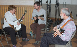 21 Studio B Picking ICMC 2013 L-R Murphy Henry, Lee Bidgood, Rick Stern