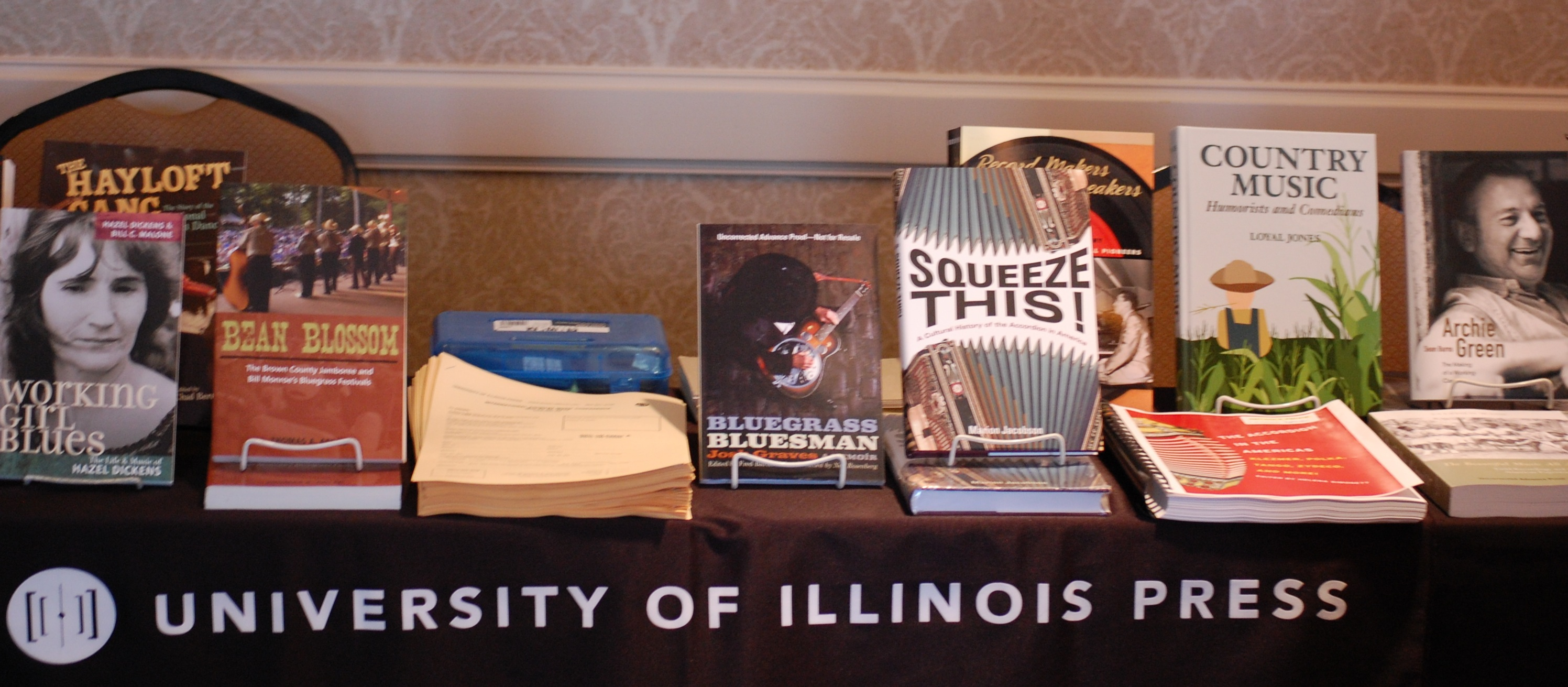 University of Illinois Press ICMC 2012