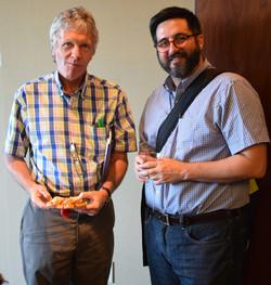 10 Ted Olson of ETSU _ Ryan Brasseaux of Yale