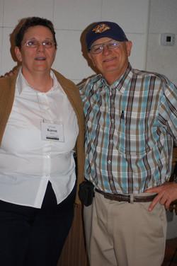 Karen Raizor and Charlie McCoy Studio B ICMC 2012