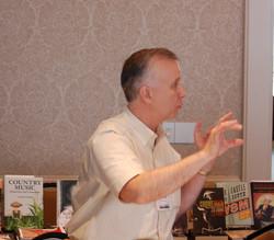 Fred Bartenstein Comments ICMC 2012