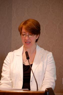 Jocelyn Neal Presiding