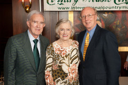 ICMC 2011 L to R Ralph Emery, Francis  Preston, and Don  Cusic