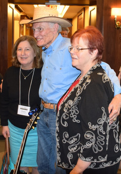 62 Paula Buerger, Jerry Green of LA Haybride, Sharon Thomason