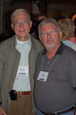 Wayne Daniel and Larry Aaron ICMC 2012
