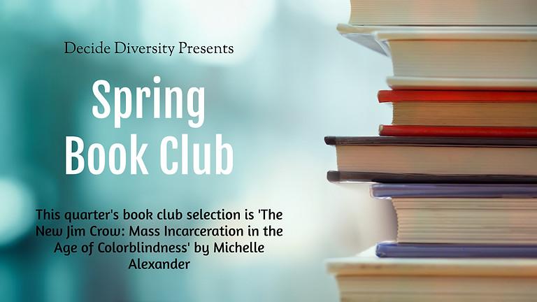 Decide Diversity's Spring Book Club Part 2