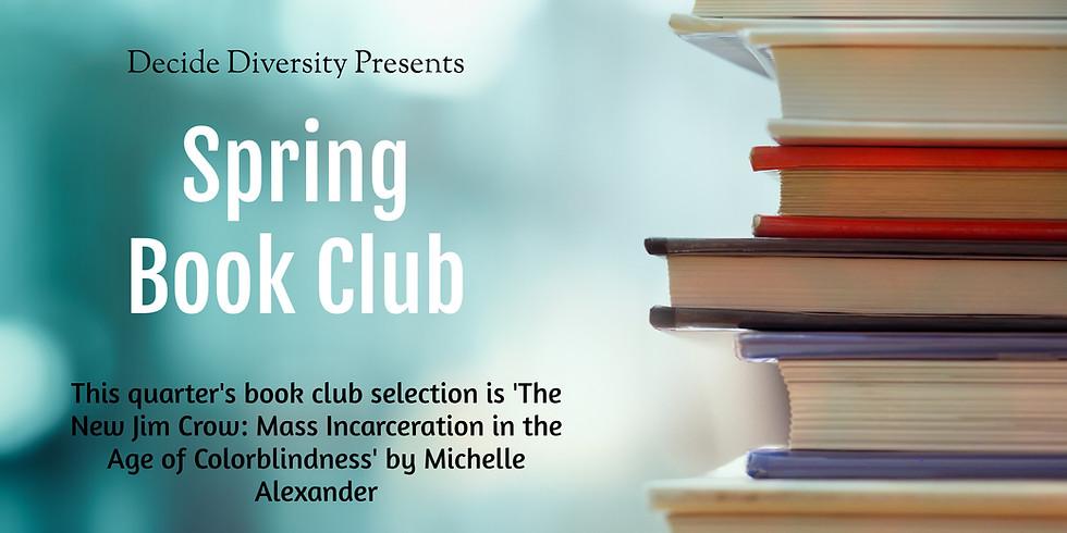 Decide Diversity's Spring Book Club Part 1