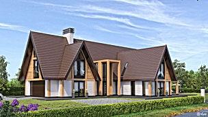 Villa Landhuis Woning Nieuwbouw Aanbouw Modern Architect Van der Linde Architecten