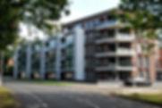 Nieuwbouw appartementen Potskamstraat Oldenzaal Van der Linde Architecten
