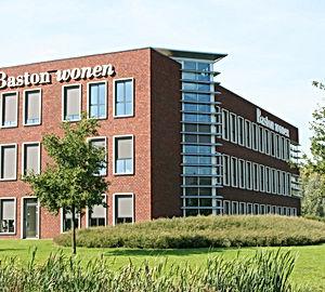 Nieuwbouw kantoor Baston wonen Zevenaar Van der Linde Architecten