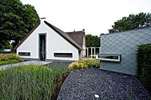 Nieuwbouw kantoor Architet Blaricum Van der Linde Architecten