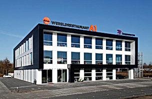 Nieuwbouw WereldrestaurantA1 Deventer Koopmans tbi