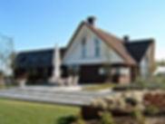 Villa Landhuis Woning Huis ontwerpen Nieuwbouw Aanbouw Modern Architect Van der Linde Architecten