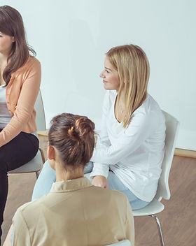 Frauen Diskussionsgruppe