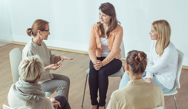 women discussion group