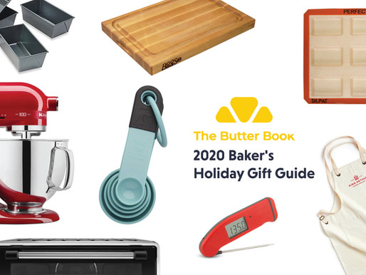 The Butter Book 2020 Baker's Holiday Gift Guide