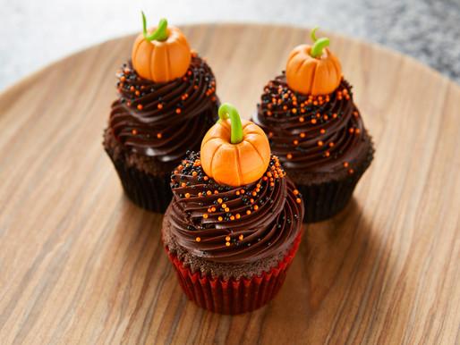 Bake Better Dark Chocolate Cupcakes