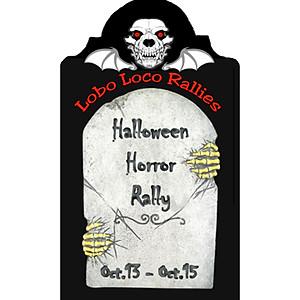 2017 Halloween Horror Rally