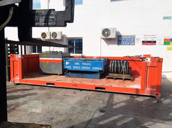 Large Transport Tool Container