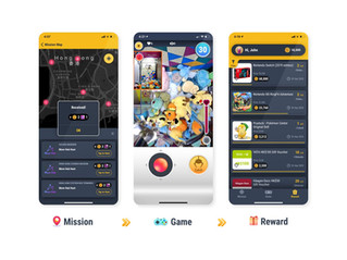 Move Hub : Mission-Game-Reward App is now available