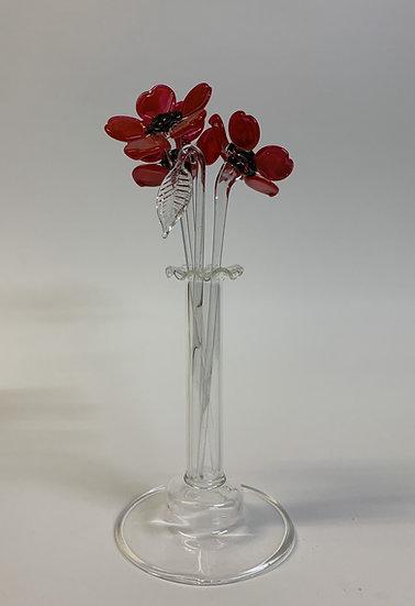Poppy Flower Set