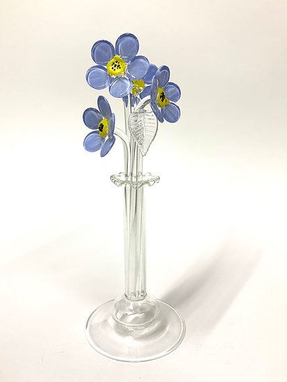 Forget Me Not Flower Set