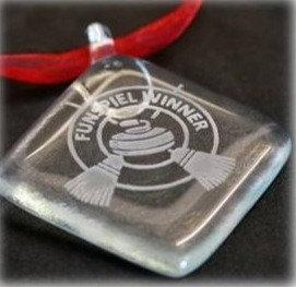 Glass Medal Diamond