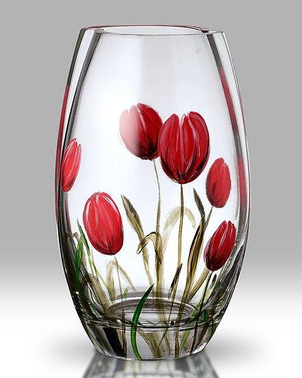 Tulip Round Vase