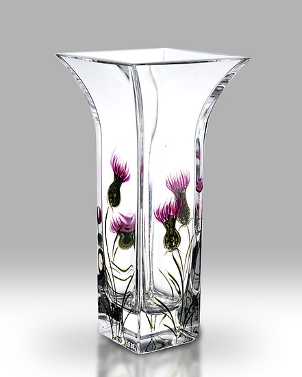 Thistle Flared Vase