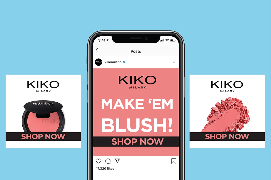 Kiko Milano Blush Social
