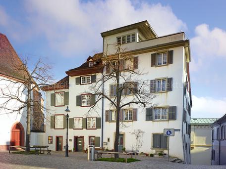 Altbau in Basel