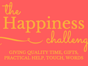 You and The Happiness Challenge