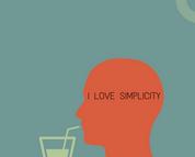 Simplify! Simplify!