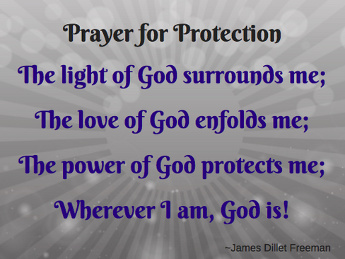 Prayer for Protection Brings Hope