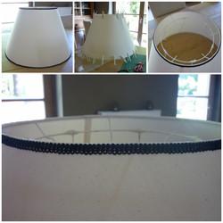 Projet particulier lampe ancienne