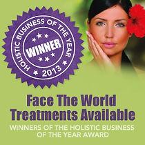 Award-winning Face The World Holistic Facial