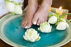 Induge in a Thai Foot Massage with complimentary hand massage - you'll feel as if you're walking on air