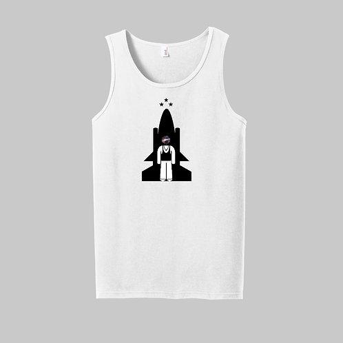 Star Park Tank Top (White)
