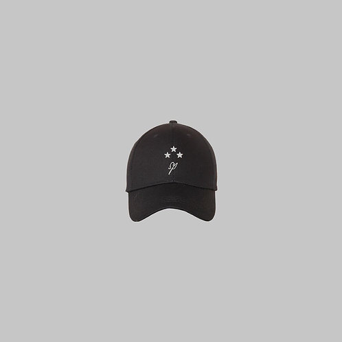 Star Park Hat (Black)