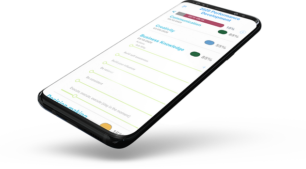 TeamOnUP mobile app allows employees to engage when on-the-go.